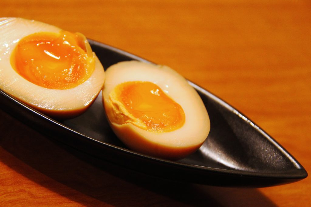 boiled egg Soft boiled
