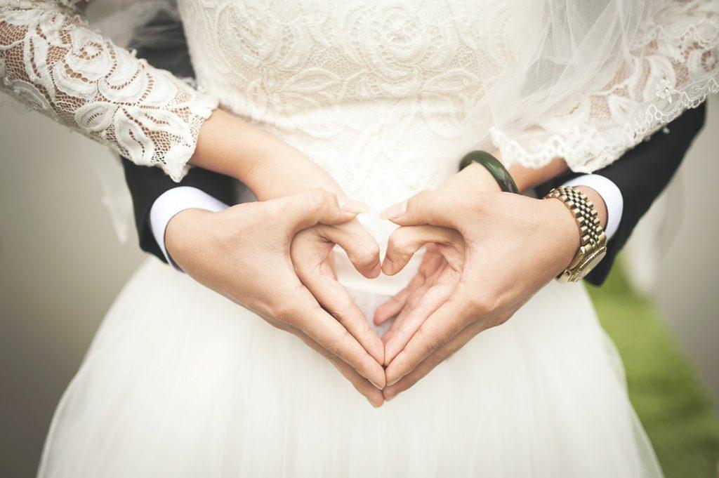 結婚式画像